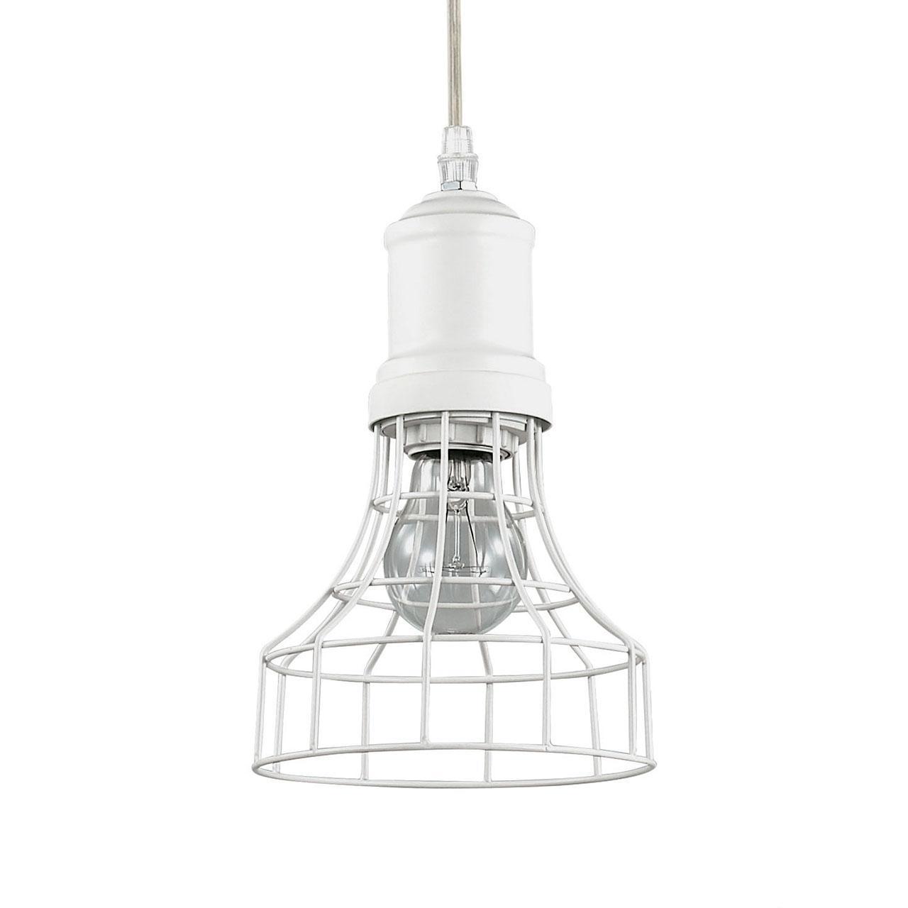 Подвесной светильник Ideal Lux Cage SP1 Plate namat подвесной светильник ideal lux cage sp1 plate