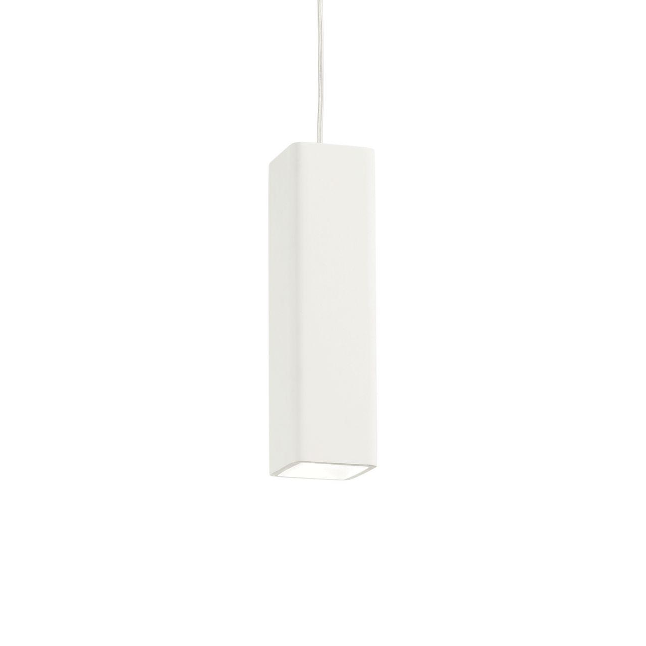 Подвесной светильник Ideal Lux Oak SP1 Square Bianco ideal record valley oak 601l 4м