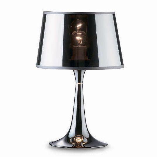 Настольная лампа Ideal Lux London Cromo TL1 Small цены онлайн