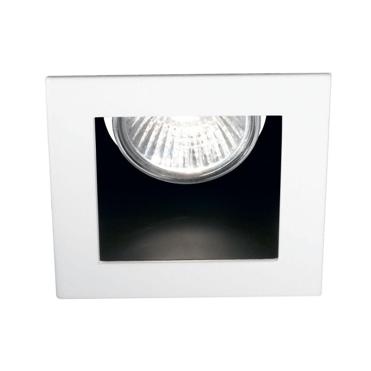 Встраиваемый светильник Ideal Lux Funky Bianco ideal lux встраиваемый светильник ideal lux swing bianco