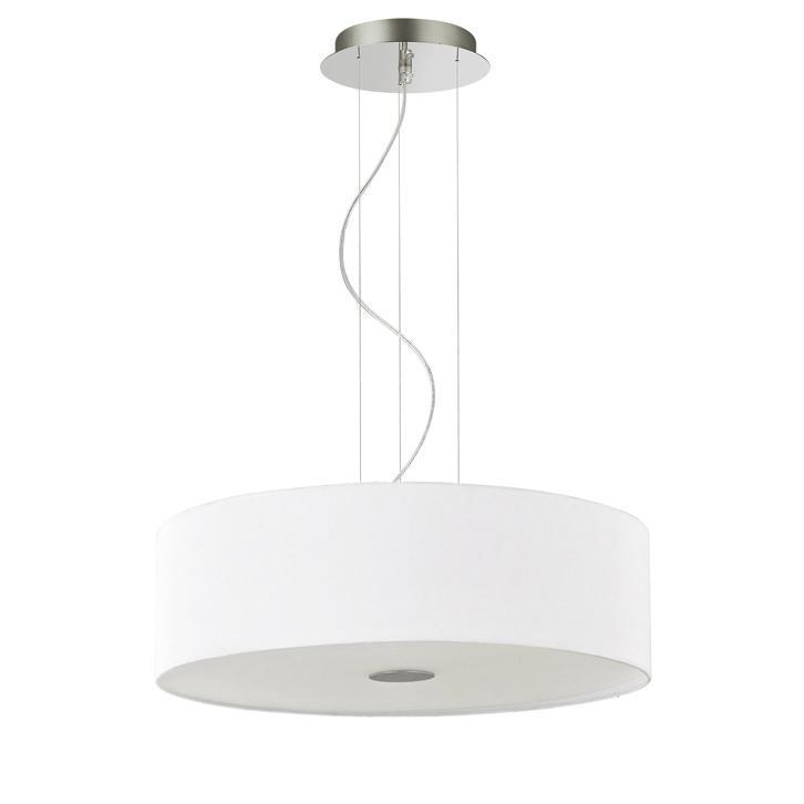 Подвесной светильник Ideal Lux Woody SP5 Bianco цена