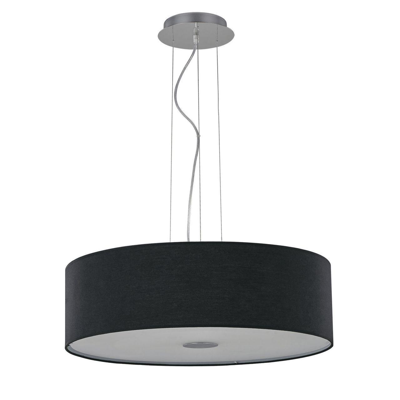 Подвесной светильник Ideal Lux Woody SP4 Nero цена