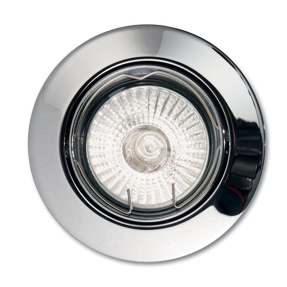 Встраиваемый светильник Ideal Lux Swing Cromo ideal lux встраиваемый светильник ideal lux swing bianco