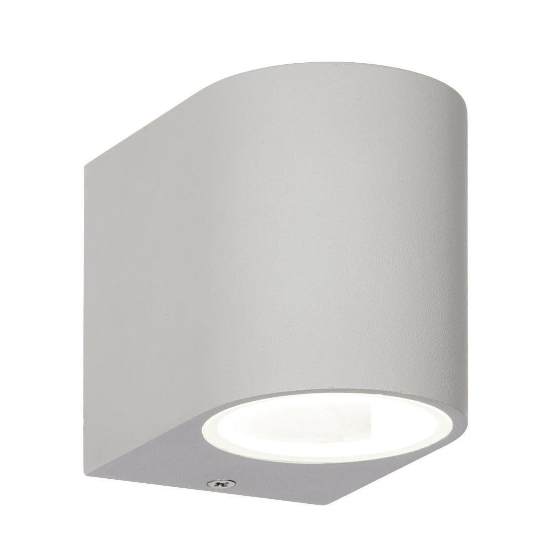 Уличный настенный светильник Ideal Lux Astro AP1 Bianco ideal lux уличный настенный светильник ideal lux germana ap1 bianco
