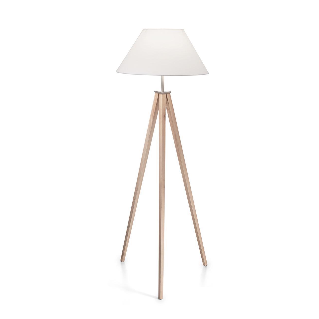 цена на Торшер Ideal Lux Tridente PT1 Bianco