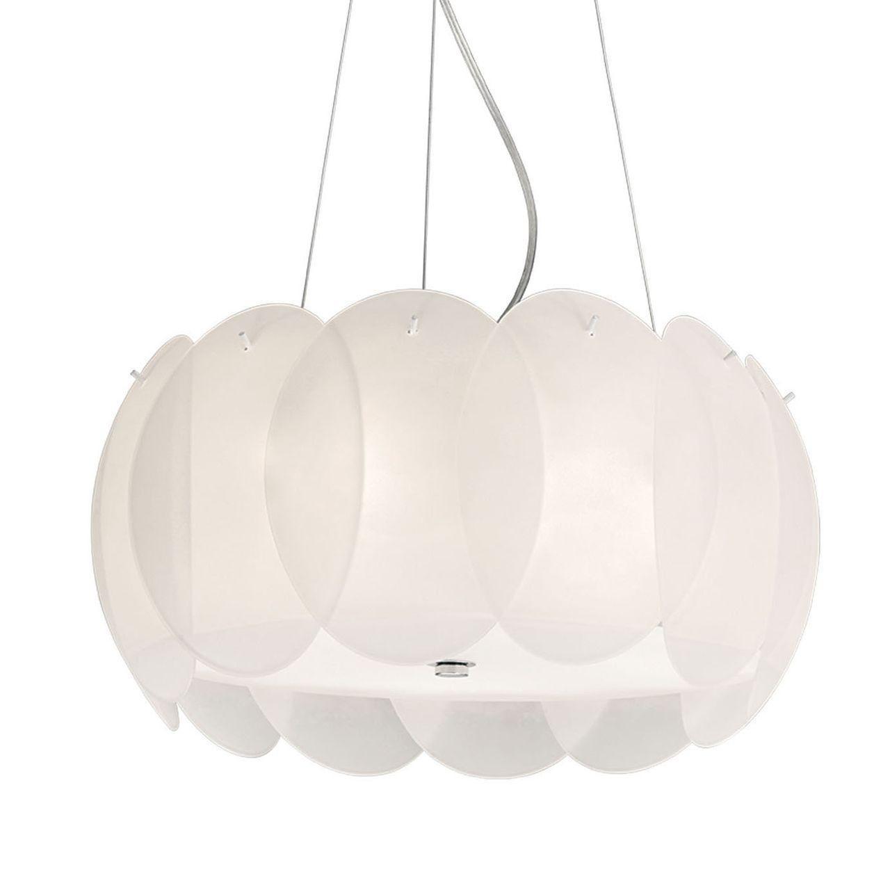 Подвесной светильник Ideal Lux Ovalino SP5 подвесной светильник ideal lux bar sp5