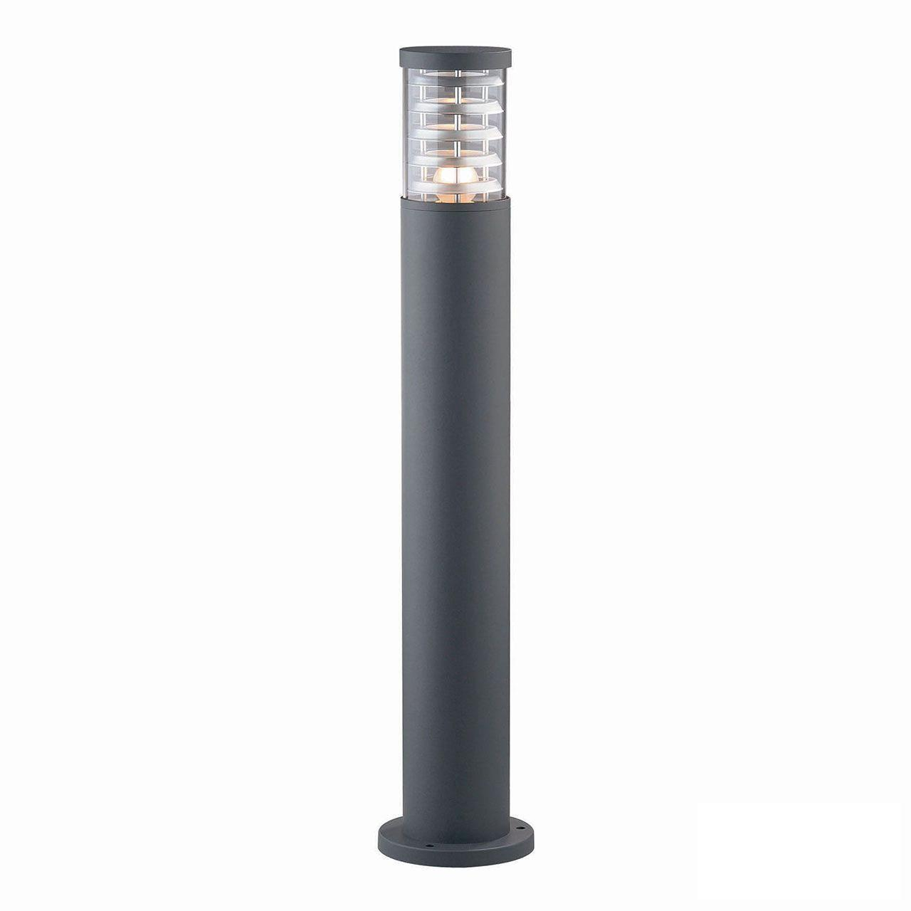 Уличный светильник Ideal Lux Tronco PT1 Big Antracite ideal lux уличный светильник ideal lux bamboo pt1 big antracite