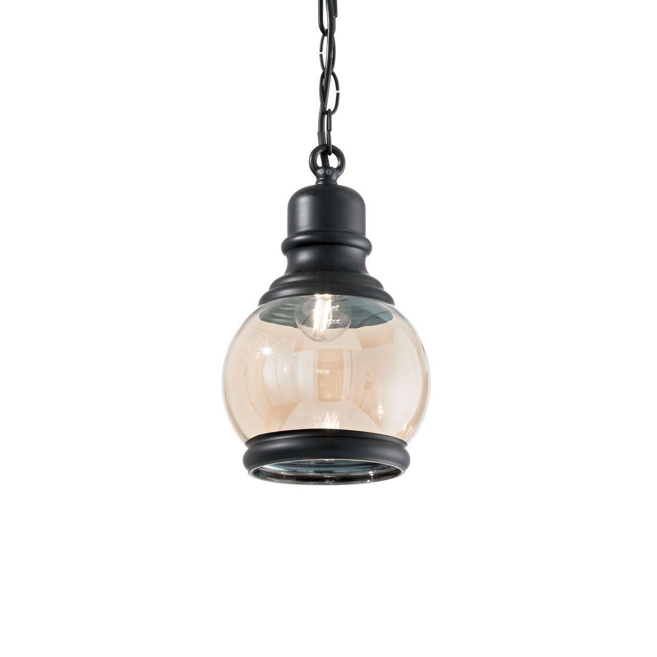 Подвесной светильник Ideal Lux Hansel SP1 Round подвесной светильник ideal lux hansel sp1 oval