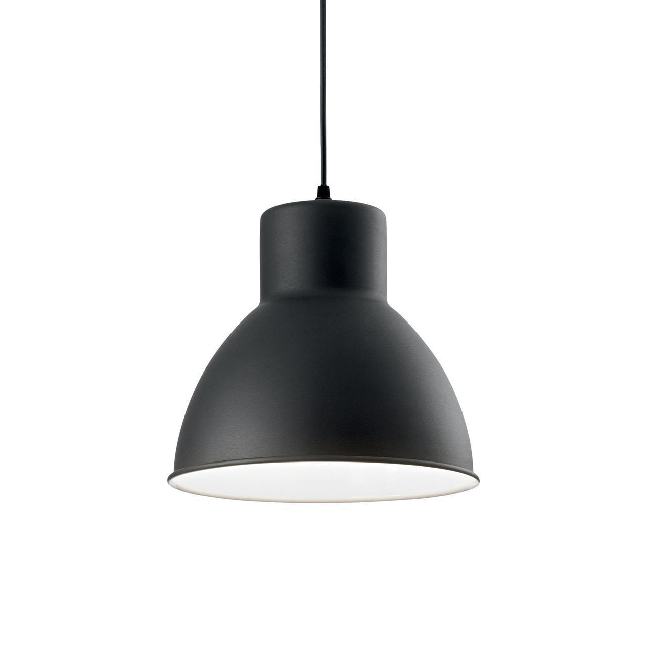 Подвесной светильник Ideal Lux Metro SP1 светильник подвесной ideal lux metro metro sp1 bianco