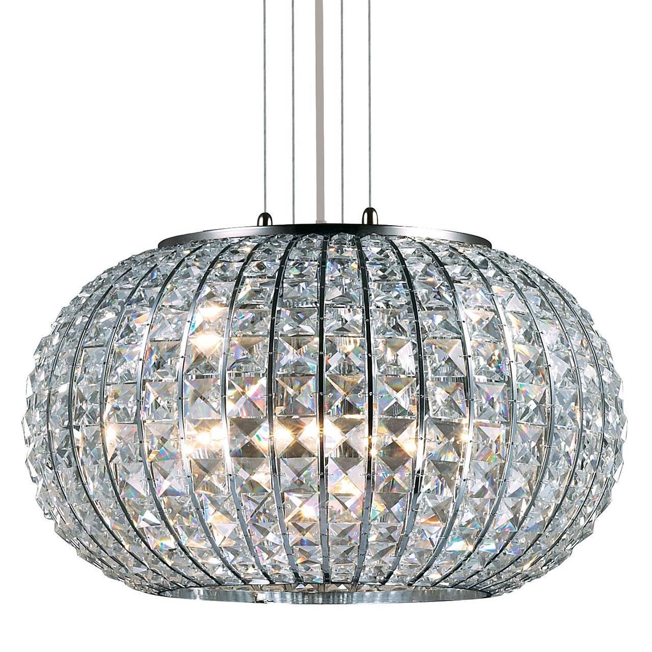 Подвесной светильник Ideal Lux Calypso SP5 подвесной светильник ideal lux bar sp5
