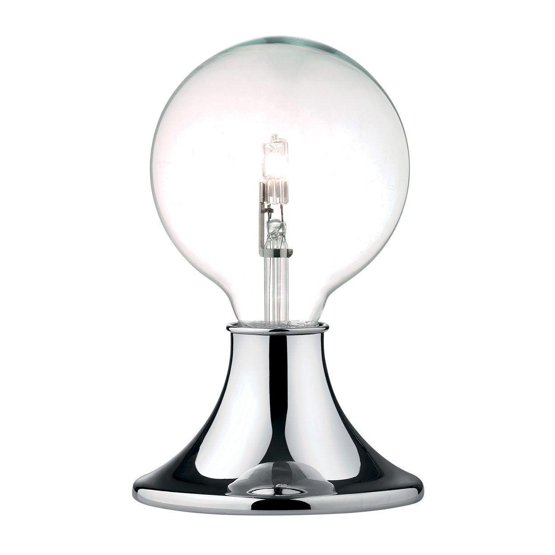 Настольная лампа Ideal Lux Touch TL1 Cromo цена
