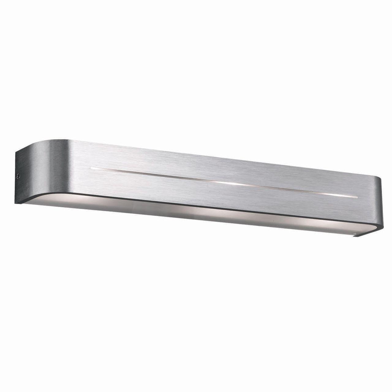 Настенный светильник Ideal Lux Posta AP3 Alluminio