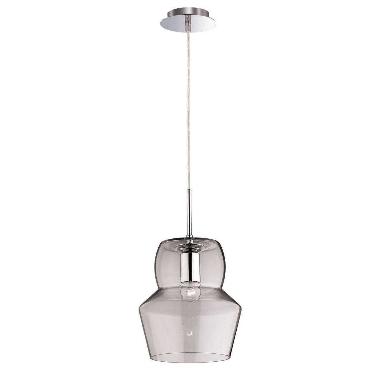 Подвесной светильник Ideal Lux Zeno SP1 Big Trasparente ideal lux подвесной светильник ideal lux zeno sp1 big fume page 4