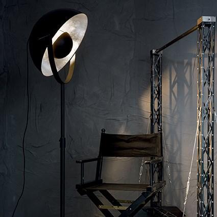 Торшер Ideal Lux Stage PT1 Foglia Argento торшер ideal lux stage pt1 foglia oro