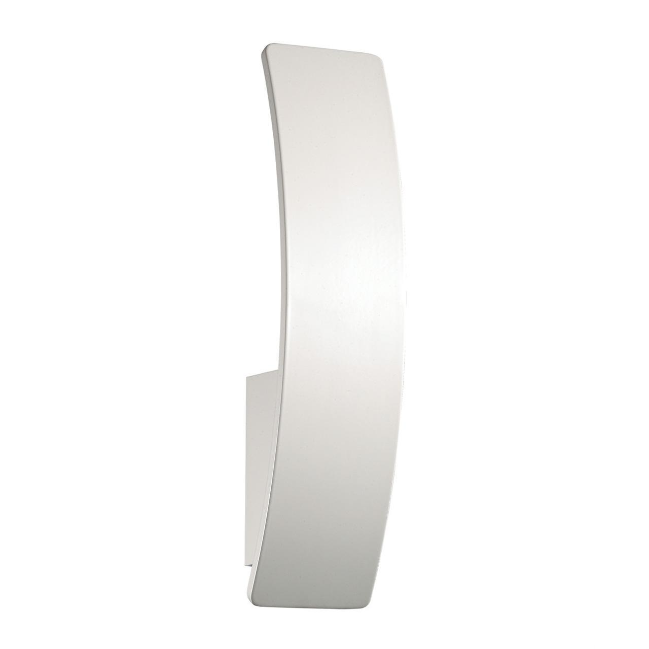 Настенный светильник Ideal Lux Vela AP1 Bianco настенный светильник ideal lux vela ap1 bianco