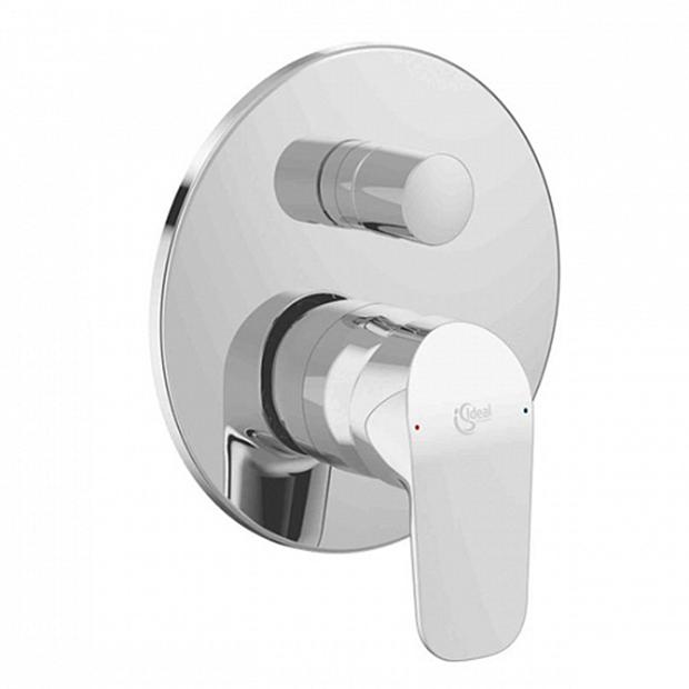 Смеситель Ideal Standard A6724AA для ванны смеситель для душа ideal standard melange встраиваемый a4719aa