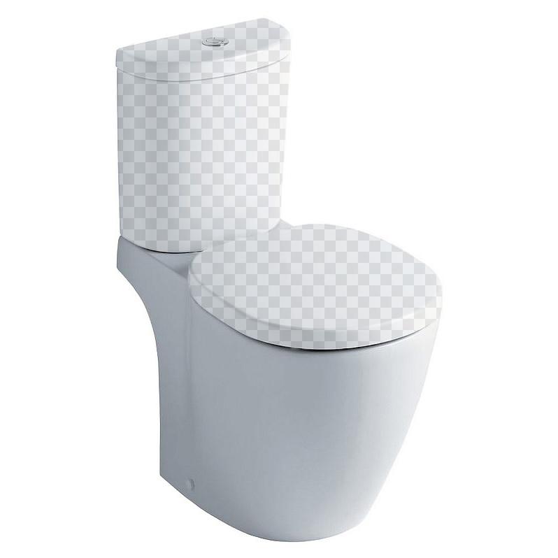 Ideal Standard Connect E803601 чаша крышка сиденье для унитаза ideal standard ecco w303001