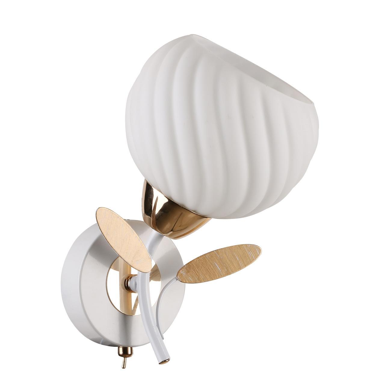 Бра IDLamp Filomena 821/1A-Whitegold вам свет бра idlamp annelisa 380 1a whitegold