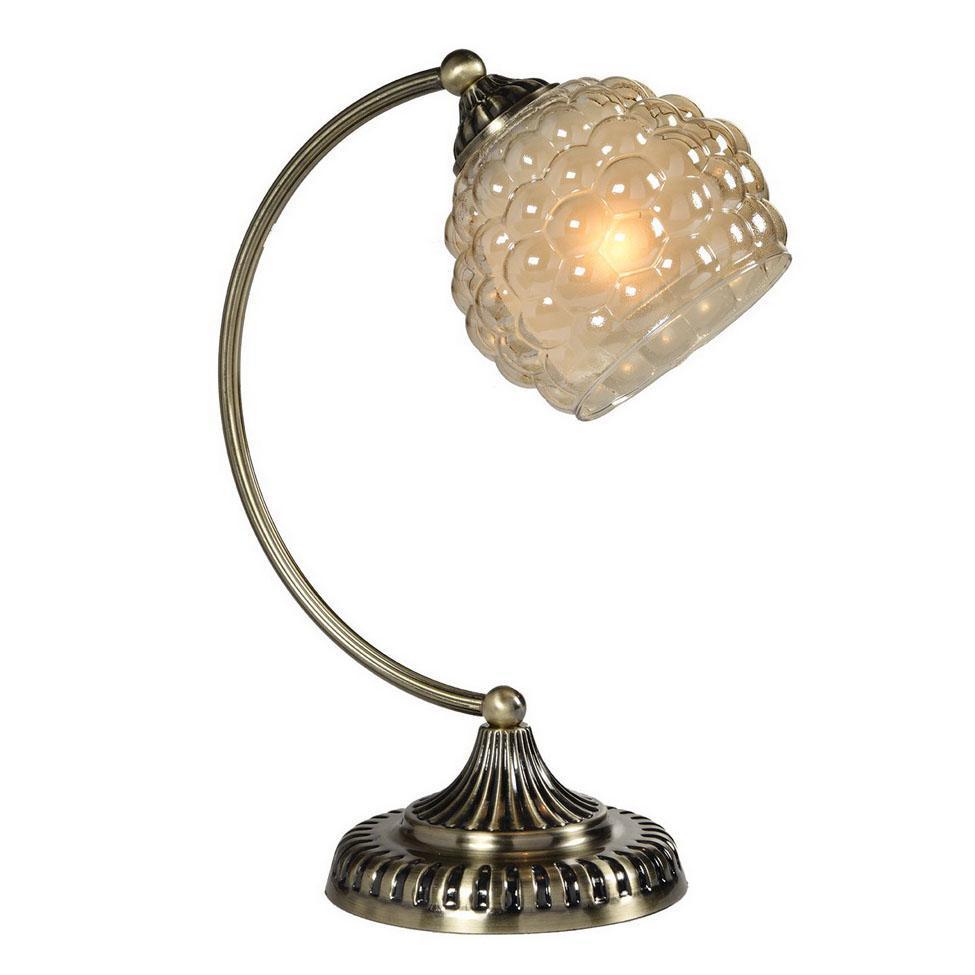 Настольная лампа IDLamp Bella 285/1T-Oldbronze