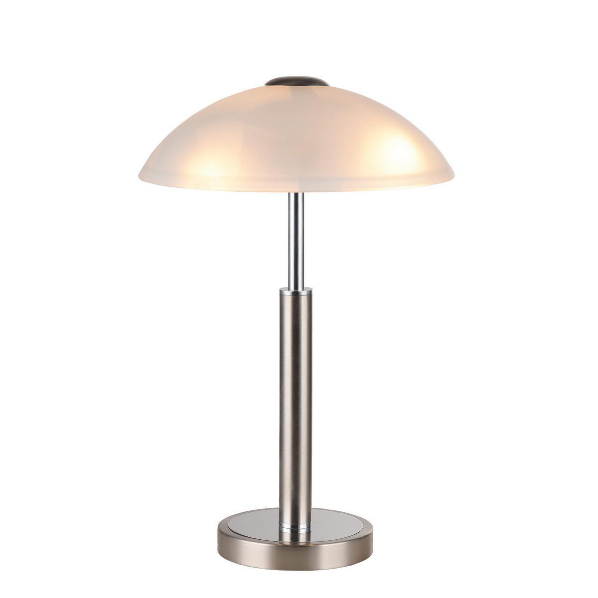 Настольная лампа IDLamp Petra 283/3T-Chrome