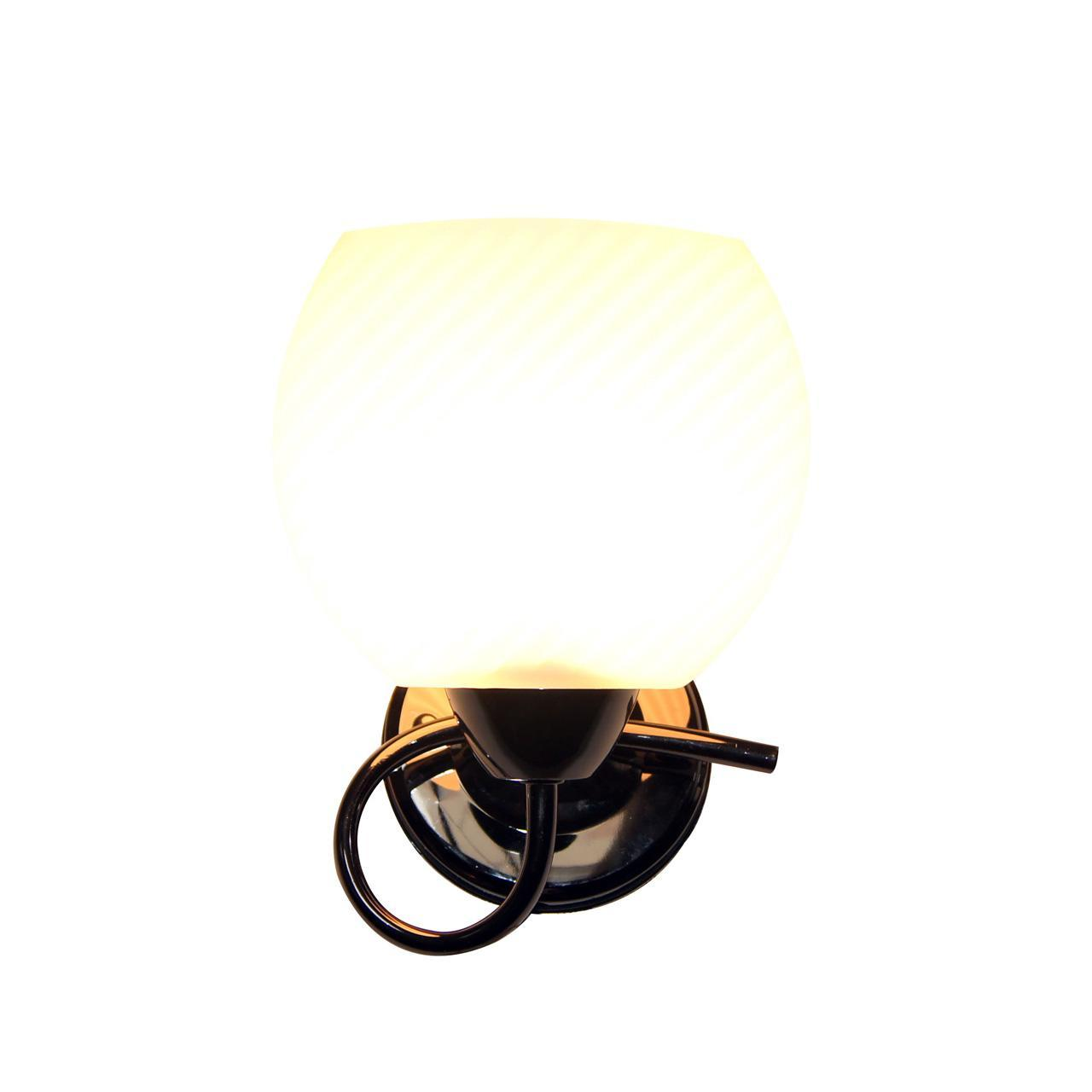 Бра IDLamp Elda 853/1A-Blackchrome 2 подсвечника из ртутного стекла elda