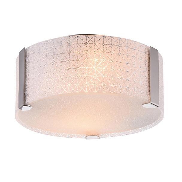 Потолочный светильник IDLamp Clara 247/30PF-Whitechrome