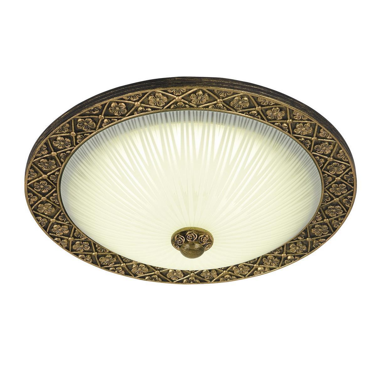 Потолочный светодиодный светильник IDLamp Marziya 264/35PF-LEDOldbronze накладной светильник idlamp marziya 264 30pf ledoldbronze