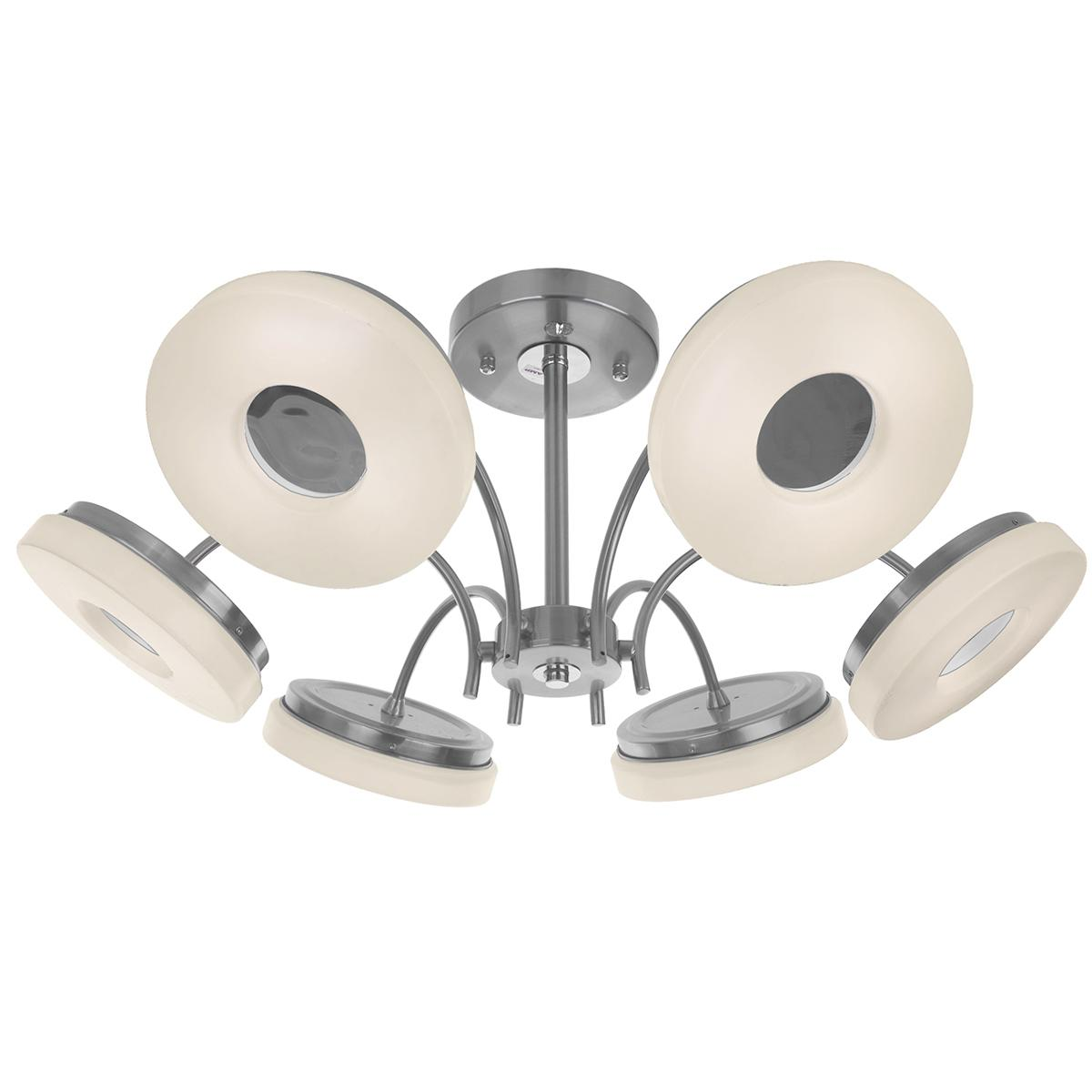 Люстра IDLamp Frittelle 107/6PF-LED потолочная velante потолочная люстра velante 269 107 03