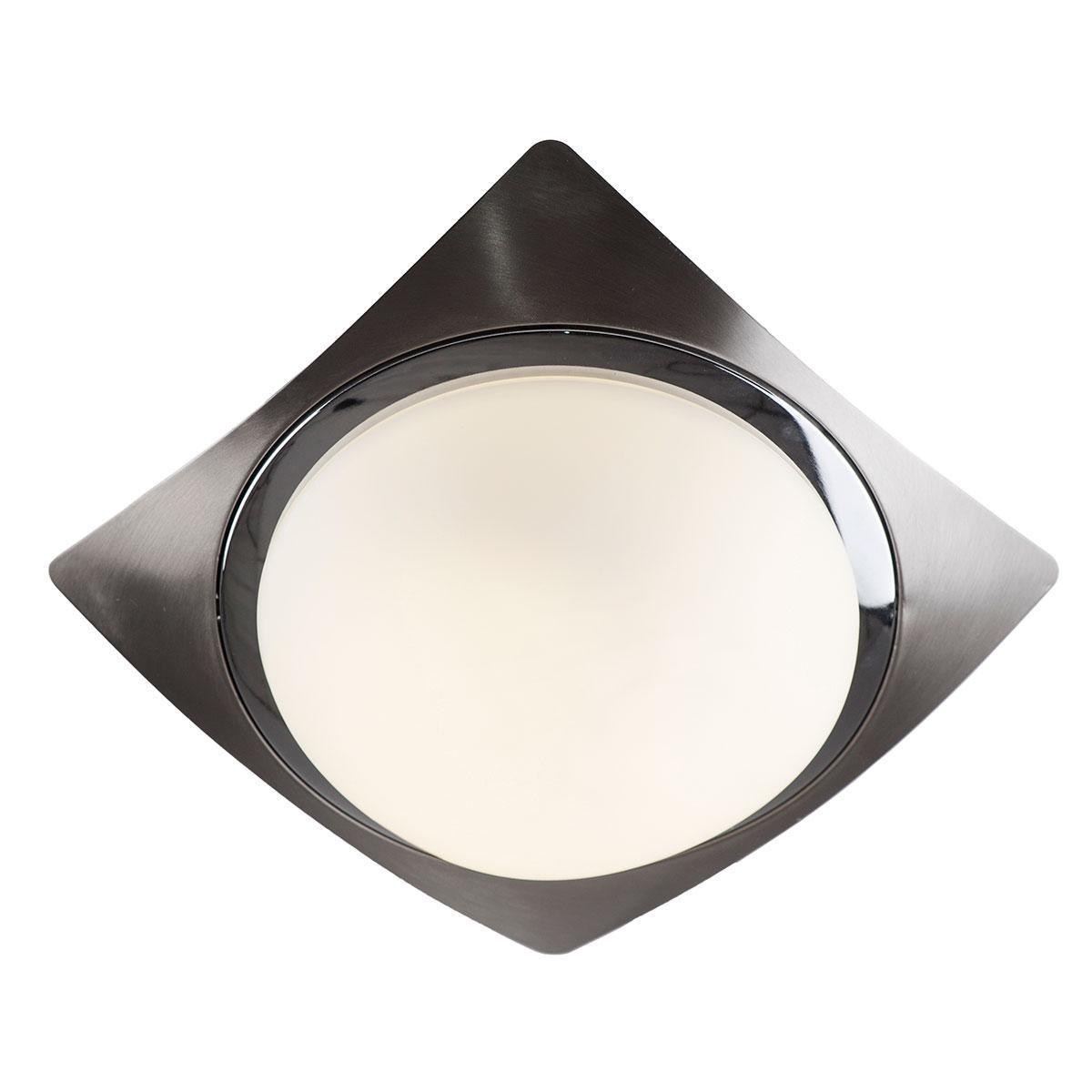 Потолочный светильник IDLamp Alessa 370/25PF-Whitechrome