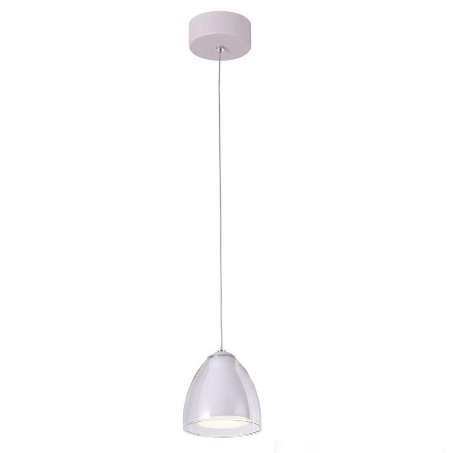 Подвесной светильник IDLamp Mirella 394/1-LEDWhite цены онлайн