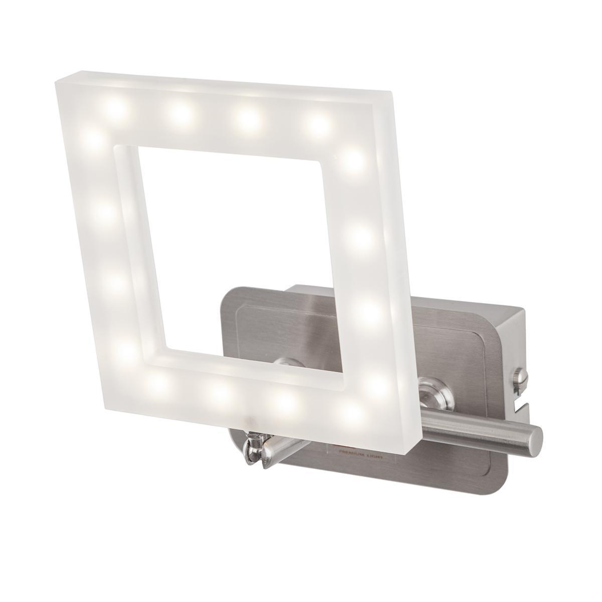Светодиодный спот IDLamp Piazza 106/1A-LEDWhitechrome светодиодный спот idlamp piazza 106 1a ledwhitechrome