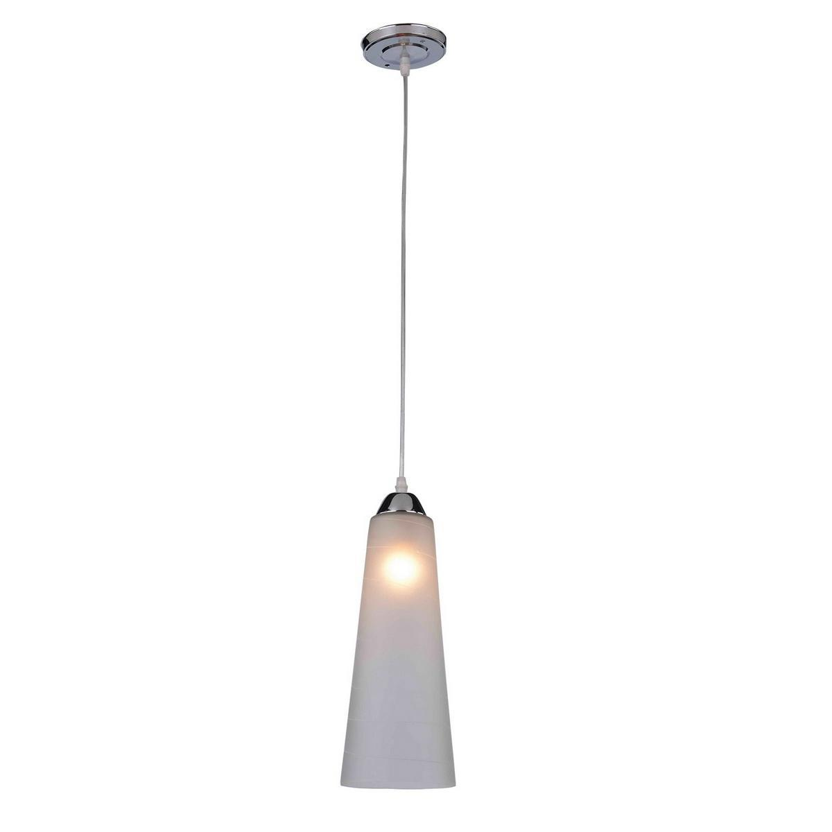 Подвесной светильник IDLamp Iris Glos 236/1-Chrome idlamp 236 3 chrome