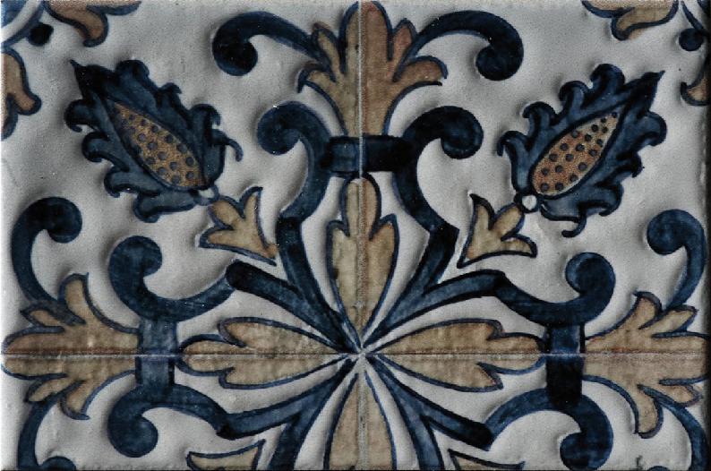 Фото - Декор Imola Ceramica Via Veneto +14643 Tradizione 11 бордюр imola via veneto b 2dl 2x18