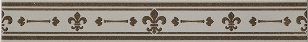Бордюр Imola Ceramica Anthea +14613 L. Giglio A бордюр keros ceramica varna cen roses 5х50