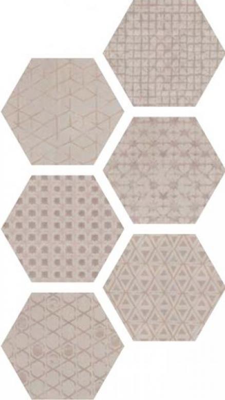 Напольная плитка Imola Ceramica Le Terre +17522 Malika 6 B напольная плитка keros ceramica fresh rojo 33x33