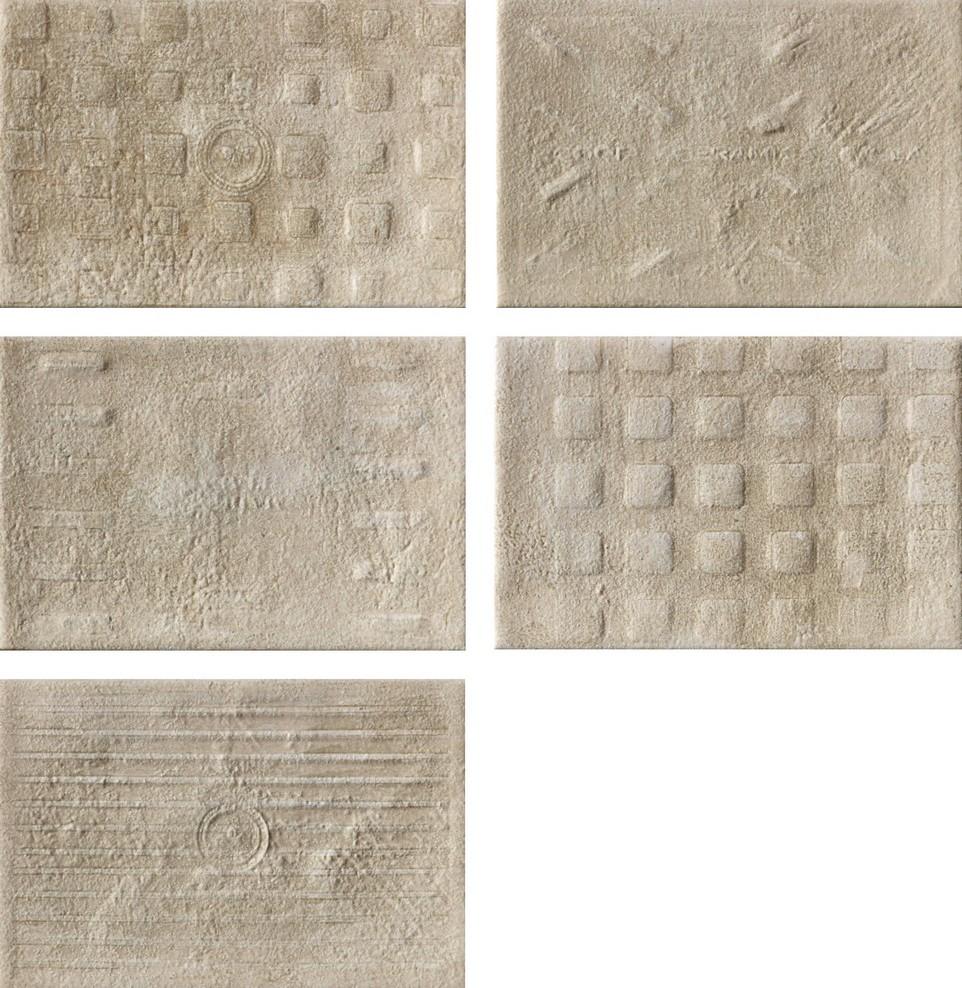 Фото - Настенная плитка Imola Ceramica Via Veneto +14630 Sigillo A бордюр imola via veneto b 2dl 2x18