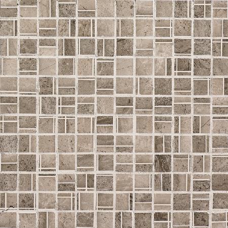 Мозаика Impronta Marmi Imperiali Mosaico Grey 30 декор impronta ceramiche square wall blu formelle glitter 12 25x25