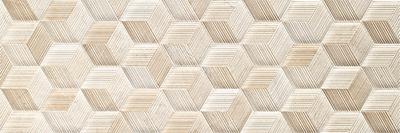 Настенная плитка Impronta Beige Experience Wall Cube Crema Velluto цены