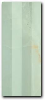 Настенная плитка Impronta Onice D 10347 Boiserie Verde Rettificato бордюр impronta ceramiche couture bacchetta damier platino 2x75