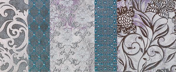 Декор Impronta Shine 17487 Batik Turchese Dec.A batik batik халат махровый розовый