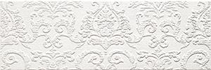 Настенная плитка Impronta Couture 21398 Plume Arabesque настенная плитка impronta ceramiche couture ivoire damier 25x75