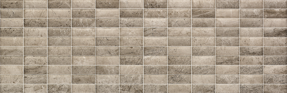 Настенная плитка Impronta Marmi Imperiali Mosaico Grey декор impronta ceramiche marmi imperiali mosaico line 30x90