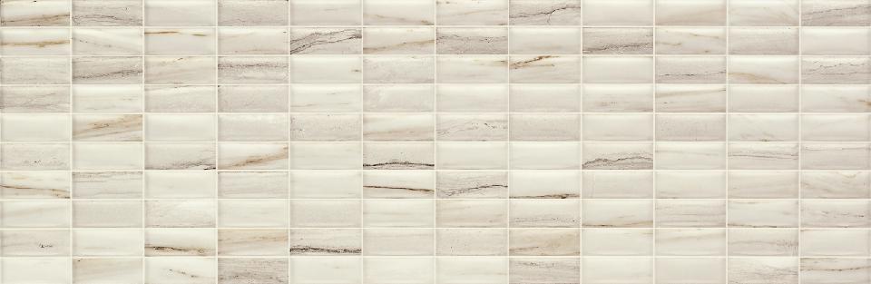 Настенная плитка Impronta Marmi Imperiali Mosaico White настенная плитка love ceramic tiles essentia square white ret 35x100