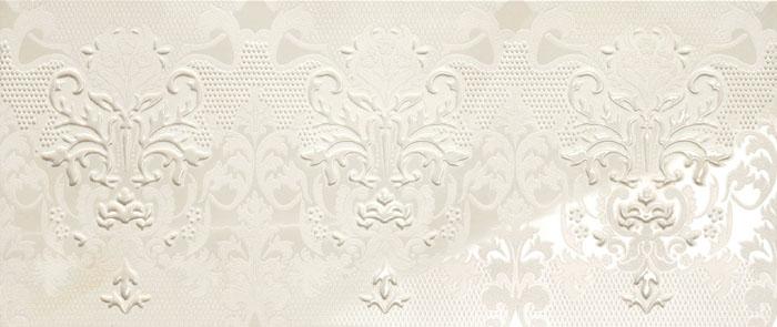 Декор Impronta Onice D 9398 Damasco Bianco Decoro декор impronta ceramiche square wall bianco formel oro 12 5x25