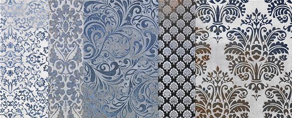 Настенная плитка Impronta Shine 18048 Turchese Batik C декор impronta ceramiche shine batik turchese dec a 24x59