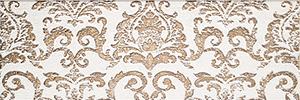 Декор Impronta Couture 21400 Arabesque Oro Dec. панно impronta ceramiche bliss coconut bloom dec 34x168 комплект page 5