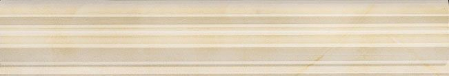 Бордюр Impronta Onice D 9412 Beige Bordo бордюр impronta ceramiche square wall bacchetta graffio oro 2x75