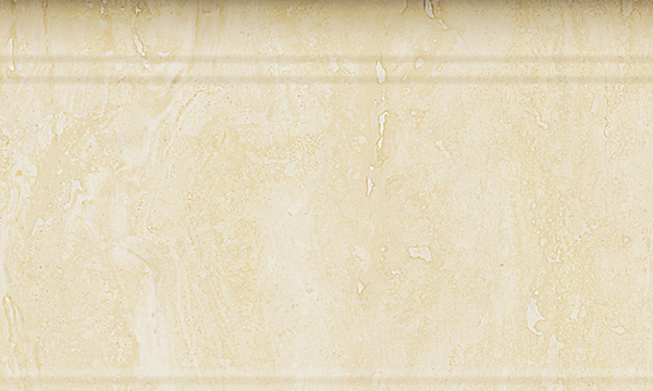 Бордюр Italon Travertino +18981 Навона Альцата настенный бордюр italon elite white spigolo 1x25
