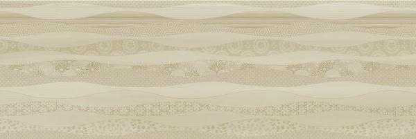 Настенная плитка ITT Ceramic Decor Pleasure Beige 20х60