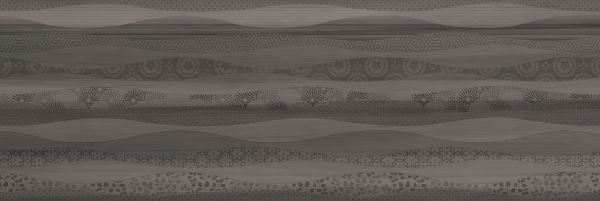Настенная плитка ITT Ceramic Decor Pleasure Grey 20х60 modern silver grey horizontal stripes wallpaper papel de parede moderna designs wall paper striped of living room decor